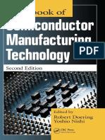 Yoshio Nishi, Robert Doering-Handbook of Semiconductor Manufacturing Technology-CRC Press (2007)