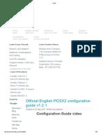 Pcsx2 Configuration Guide