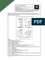 Silletas - Tanques API metodo AISC