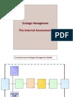 4-strategic management internal assessment