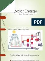Solar Energy MONDE @2