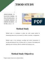 Method Study - Swati