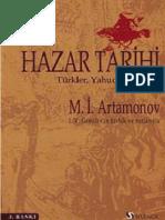 Hazar Tarihi - M.I Artamonov