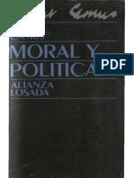 Moral y politica - Albert Camus.PDF