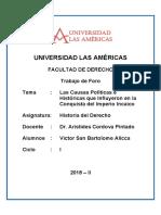 Foro - Historia del Derecho.pdf