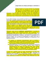 Introducción La Psicología Social Con Enfoque Psicológico e Individual