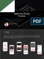UI UX Porfolio
