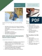 study guidelines - matthew