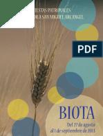 Biota Programa Web.2013