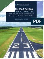 North Carolina, The State of Aviation