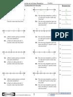 Fracciones en Recta Numerica