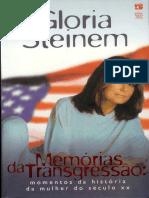 Memórias Da Transgressão - Gloria Steinem.pdf