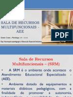 Sala de Recursos Multifuncionais - AEE