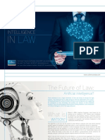 Artificial Intelligence in Law