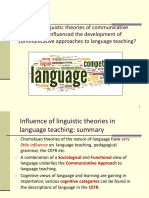 Applied Linguistics Lecture7