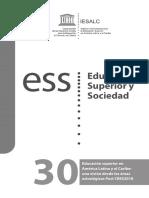 Educacion Superior y Sociedad