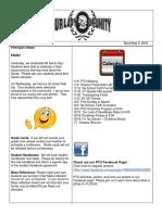 callys newsletter 11