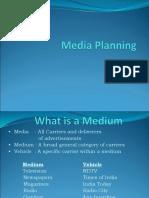 Unit 4 - Media Planning