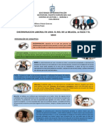 Lectura Nº 01 Semana 03 Discriminacion Laboral en Lima