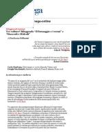 """Micromega - Micromega-Online » Tre Culture_ Rileggendo """"Il Formaggio e i Vermi"""" e """"Masscult e Midcult"""" - Versione Stampabile"""