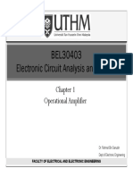 Chapter 1_Operational Amplifier