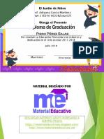 Diplomas de Graduación Inicial 7