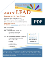2019 Lead Flyer