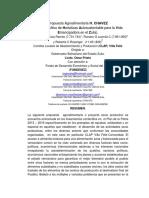 Proyecto Agroalimentario Def.