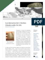 2010 11 25 Los Desvarios de z Sitchin Cilindro Sello Va 243 (Lampuzo.wordpress)