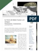 2010 09 30 La Torre de Babelsumer y El Antiguo Testamento Conexione (Lampuzo.wordpress)