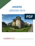 Cuaderno de Campo Angers