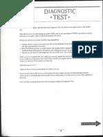 TOEFL Diagnostic Test