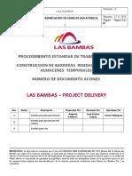 Pets 005 - Construccion de Barreras Rigidas, Accesos y Almacenes Temporales v00