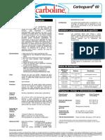 Carboguard 60 PDS 10-12 ES-LA