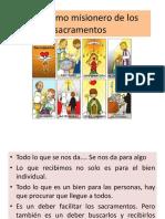 Dinamismo misionero de los sacramentos.pptx