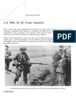 U.S. Rifle M1 Garand