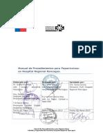 Manual de Procedimientos Para Papanicolaou