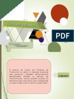 Exposicion Costos Produccion y Procesos