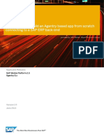 How-to Build an Agentry Based Mobile App from Scratch Connecting to an SAP Back-end Part 1.pdf