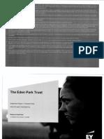 Eden Park EY Report Redacted