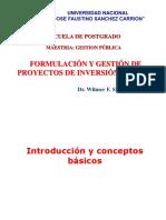 Sesion 1 Introducción y Normatividad SNIP-Invierte