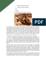 Resumen Ciencia Antigua y Medieval Clase 4-5
