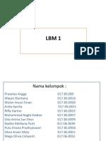 PPT LBM 1 KV 2
