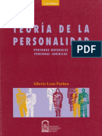 Lyon Alberto, Teoria de la personalidad, personas naturales y jurídicas.pdf
