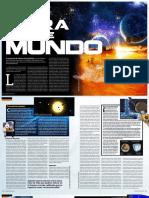 """Fuera de este mundo"", revista Muy Interesante México, Febrero 2013"