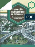 ULLOA, Carlos; ToRRES, Daniel. La Cuestión Metropolitana en Gobernanza-merged