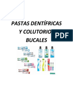 Pasta Dental y Colutorios