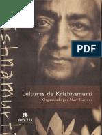 Mary Lutyens - Leituras de Krishnamurti