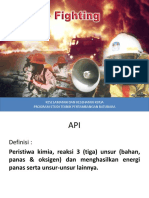 Kesehatan dan Keselamatan Kerja (Materi 9-Fire Fighting).ppt