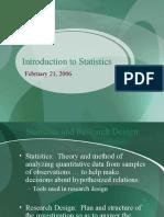 Intro Statistics (2)
